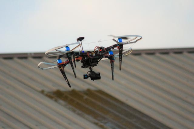 Drones A Valuable New Tool For The Roofing Industry